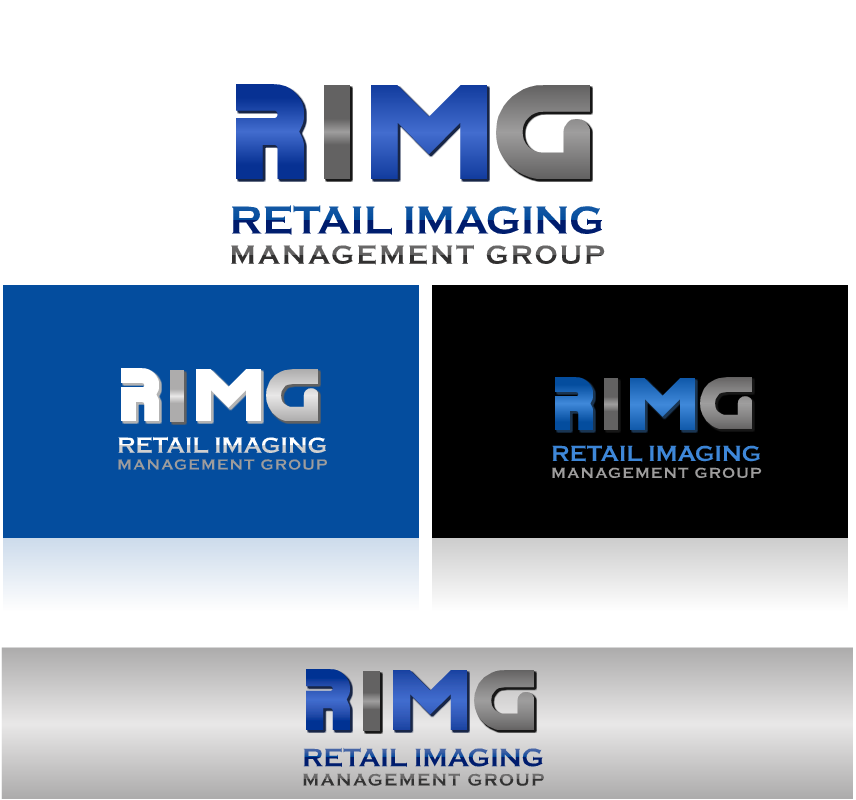 Logo Design by RAJU CHATTERJEE - Entry No. 5 in the Logo Design Contest Creative Logo Design for Retail Imaging Management Group (R.I.M.G.).