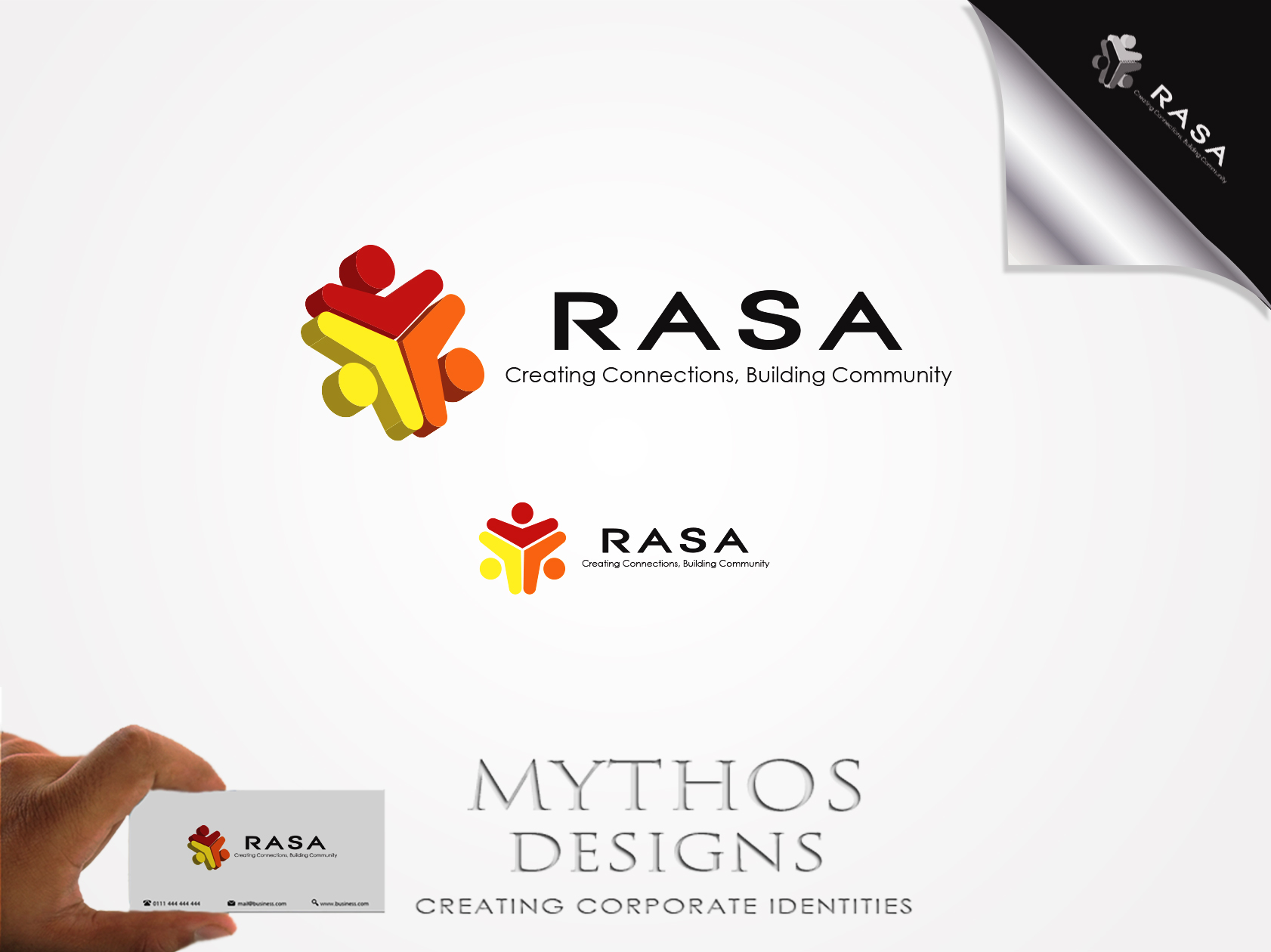 Logo Design by Mythos Designs - Entry No. 46 in the Logo Design Contest New Logo Design for RASA - Richmond Association of School Administrato.