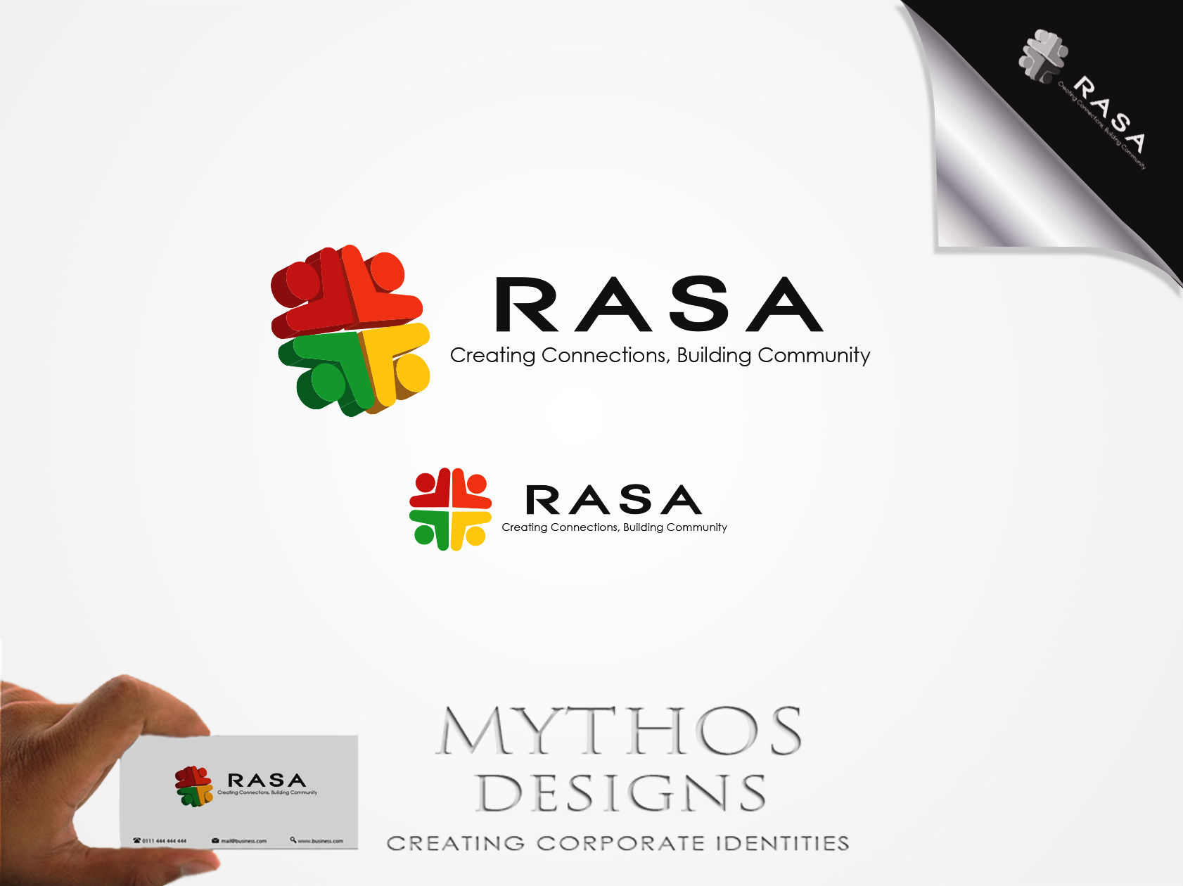 Logo Design by Mythos Designs - Entry No. 47 in the Logo Design Contest New Logo Design for RASA - Richmond Association of School Administrato.