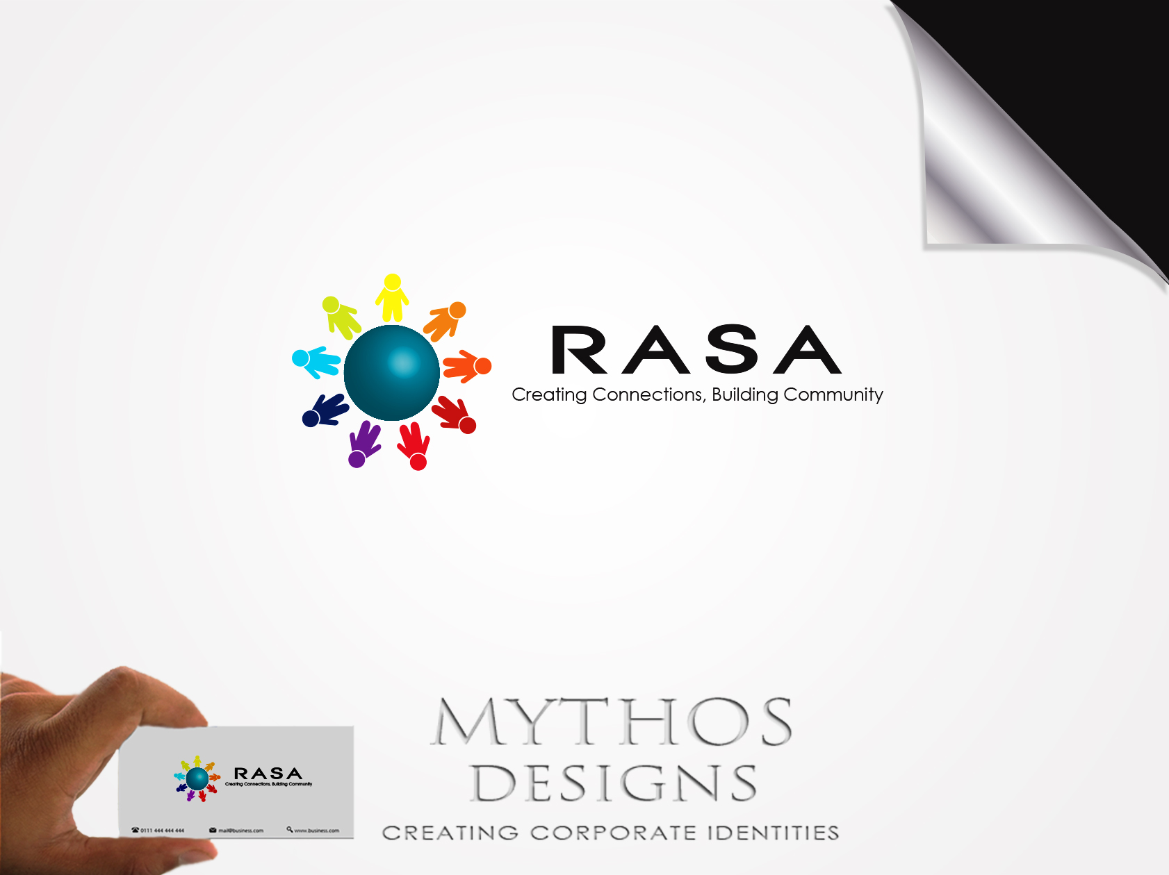 Logo Design by Mythos Designs - Entry No. 54 in the Logo Design Contest New Logo Design for RASA - Richmond Association of School Administrato.