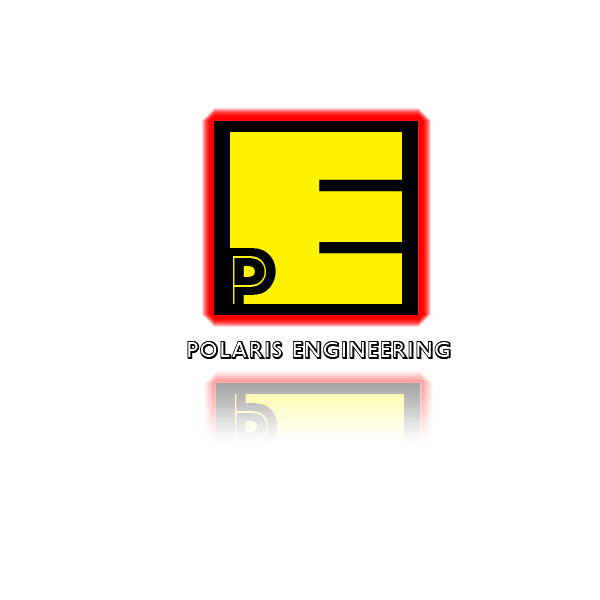 Logo Design by rasyaque - Entry No. 7 in the Logo Design Contest Polaris Engineering Ltd.