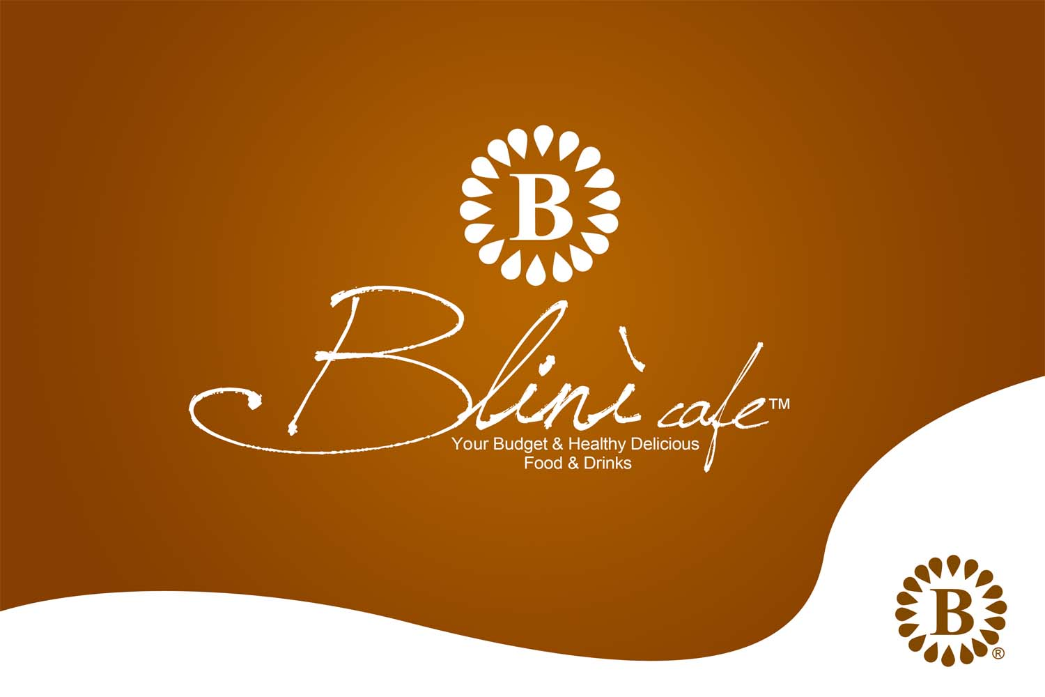 Logo Design by Private User - Entry No. 93 in the Logo Design Contest Creative Logo Design for Blinì.