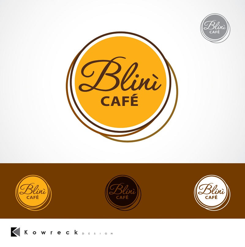 Logo Design by kowreck - Entry No. 102 in the Logo Design Contest Creative Logo Design for Blinì.