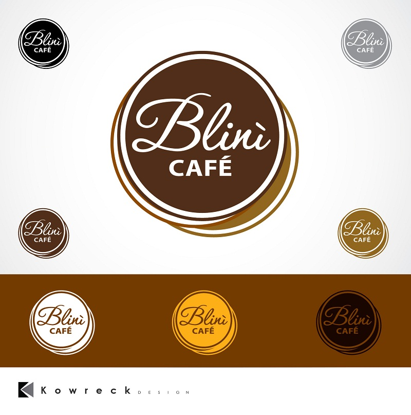 Logo Design by kowreck - Entry No. 103 in the Logo Design Contest Creative Logo Design for Blinì.