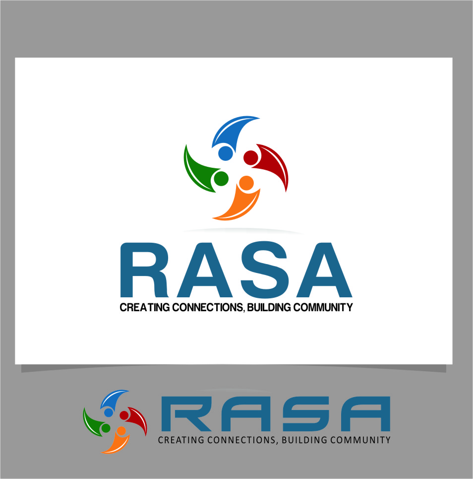 Logo Design by Ngepet_art - Entry No. 69 in the Logo Design Contest New Logo Design for RASA - Richmond Association of School Administrato.