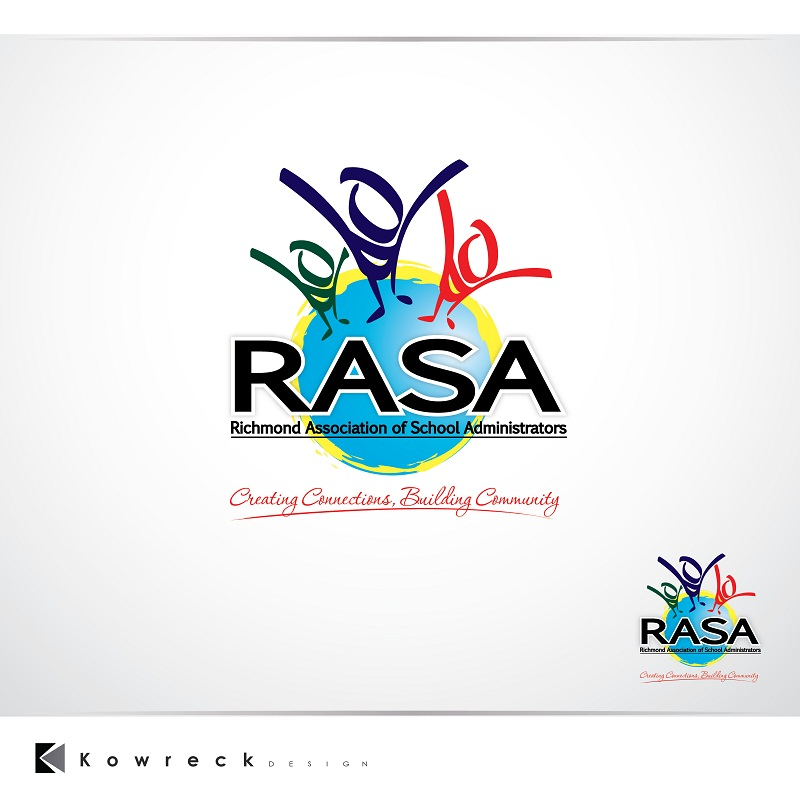 Logo Design by kowreck - Entry No. 70 in the Logo Design Contest New Logo Design for RASA - Richmond Association of School Administrato.
