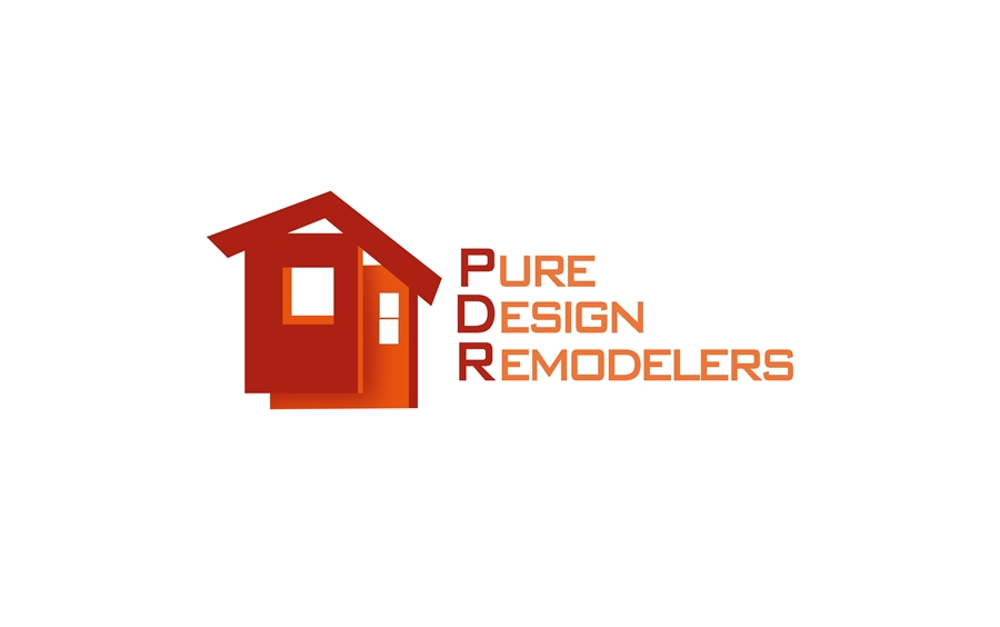 Logo Design by Respati Himawan - Entry No. 26 in the Logo Design Contest Custom Logo Design for Pure Design Remodelers.