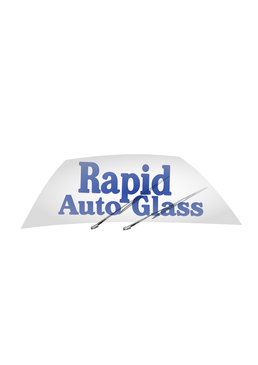 Logo Design by الملا سفيان - Entry No. 22 in the Logo Design Contest Unique Logo Design Wanted for Rapid Auto Glass.
