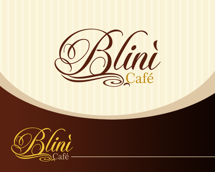 Logo Design by Dije Eki - Entry No. 106 in the Logo Design Contest Creative Logo Design for Blinì.