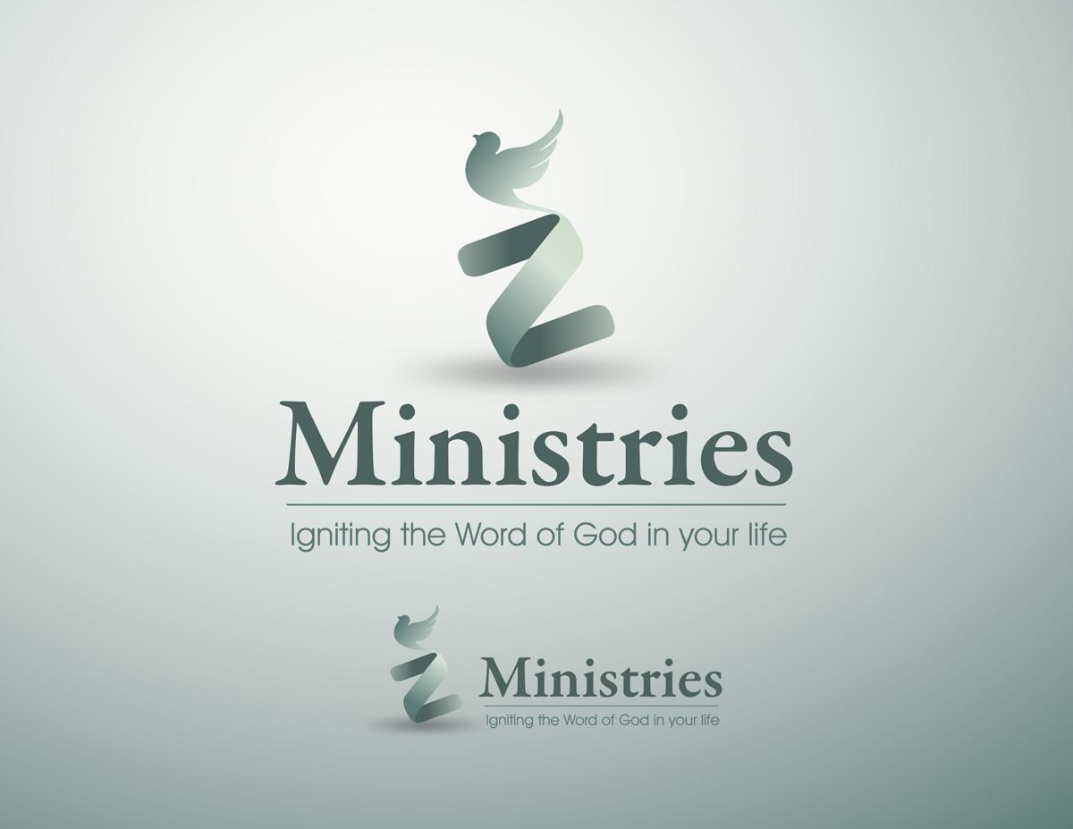 Logo Design by Mark Anthony Moreto Jordan - Entry No. 40 in the Logo Design Contest Artistic Logo Design for Z Ministries.