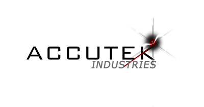 Logo Design by keekee360 - Entry No. 82 in the Logo Design Contest Accutek Industries Ltd..