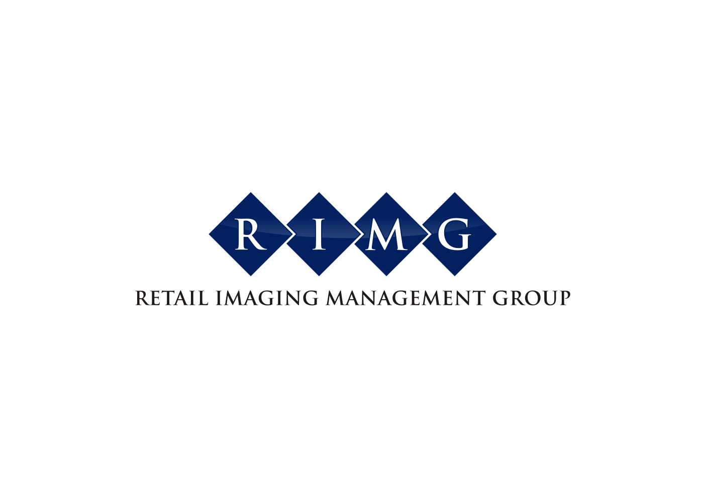 Logo Design by Ekarini Puspitasari - Entry No. 10 in the Logo Design Contest Creative Logo Design for Retail Imaging Management Group (R.I.M.G.).