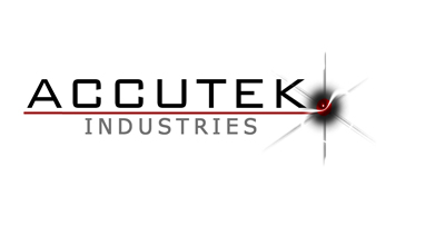 Logo Design by keekee360 - Entry No. 83 in the Logo Design Contest Accutek Industries Ltd..