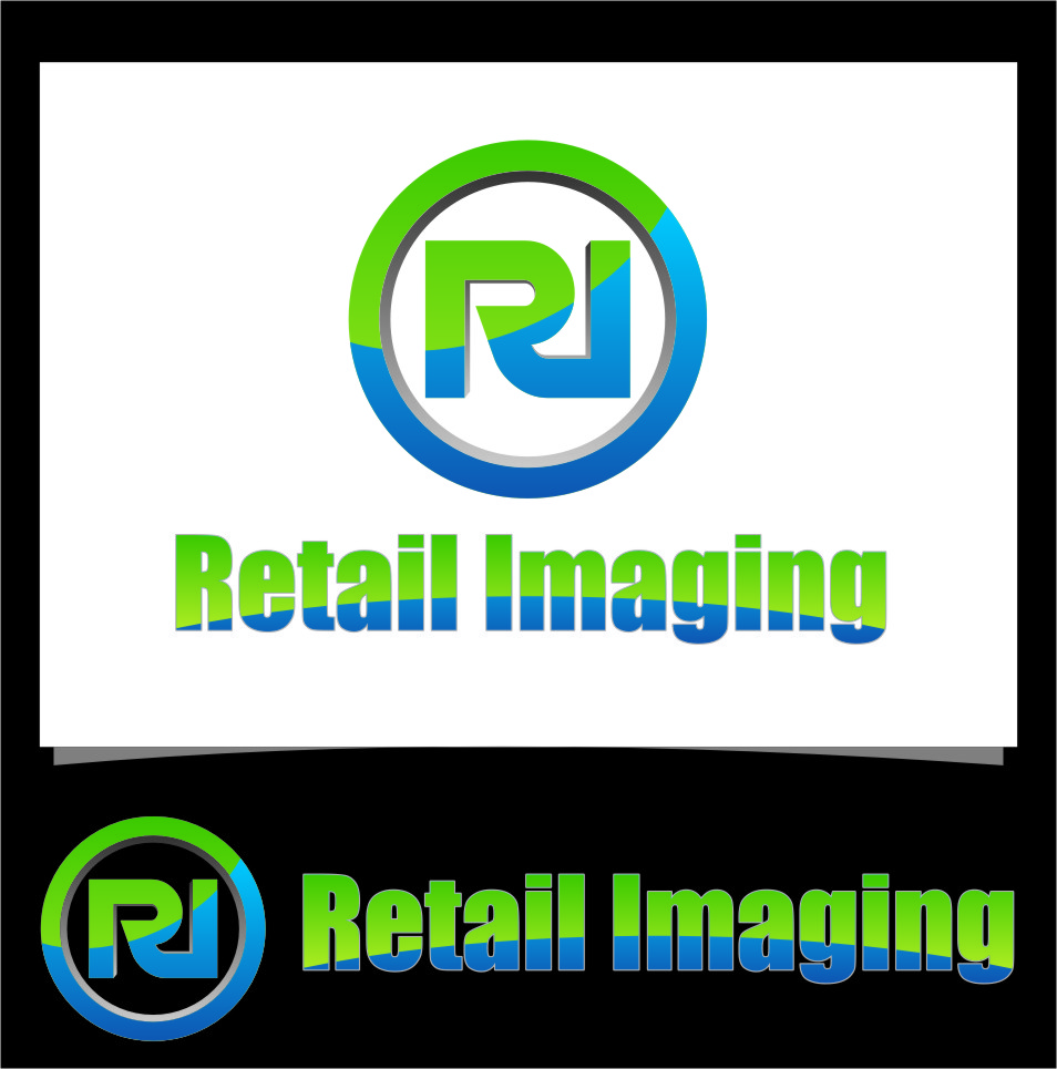 Logo Design by Ngepet_art - Entry No. 23 in the Logo Design Contest Creative Logo Design for Retail Imaging Management Group (R.I.M.G.).