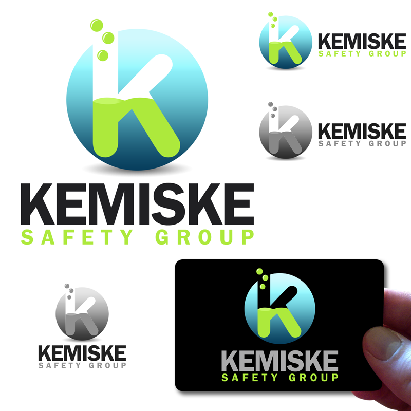 Logo Design by Robert Turla - Entry No. 100 in the Logo Design Contest New Logo Design for Kemiske Safety Group Inc..