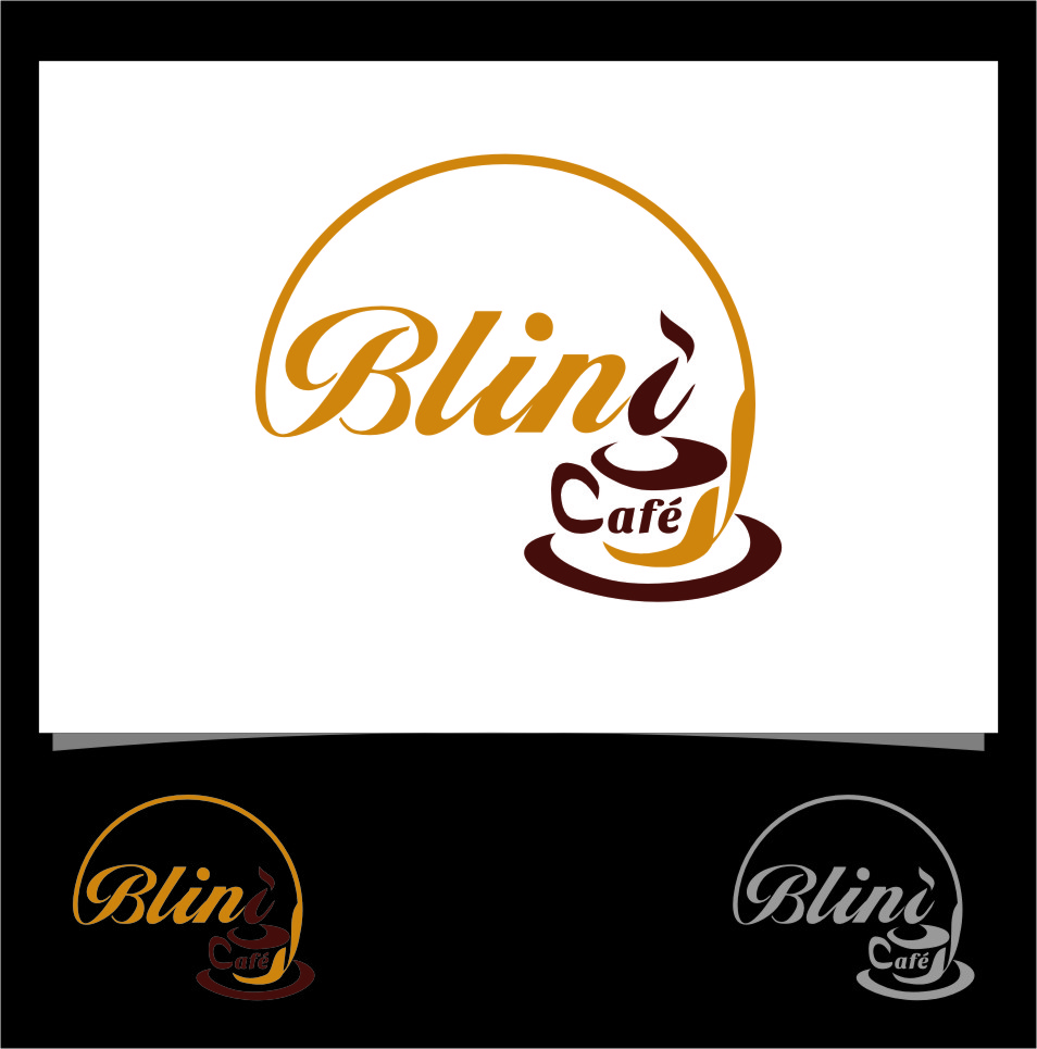 Logo Design by RoSyid Rono-Rene On Java - Entry No. 115 in the Logo Design Contest Creative Logo Design for Blinì.