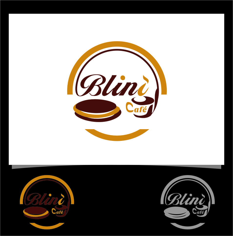 Logo Design by RoSyid Rono-Rene On Java - Entry No. 117 in the Logo Design Contest Creative Logo Design for Blinì.