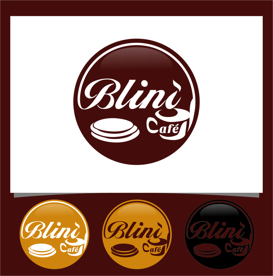 Logo Design by RasYa Muhammad Athaya - Entry No. 120 in the Logo Design Contest Creative Logo Design for Blinì.