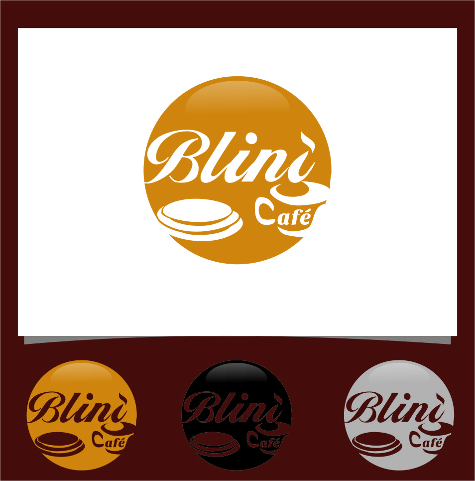 Logo Design by RoSyid Rono-Rene On Java - Entry No. 121 in the Logo Design Contest Creative Logo Design for Blinì.