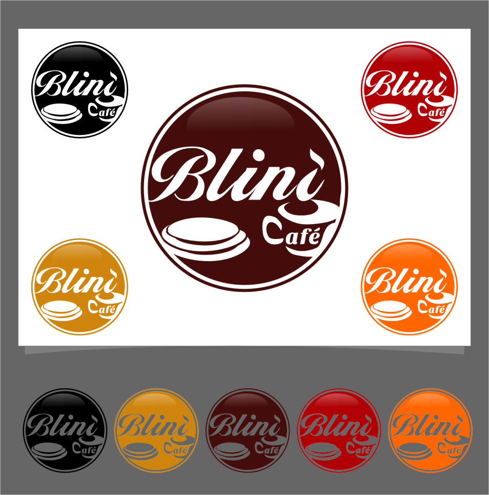 Logo Design by Ngepet_art - Entry No. 123 in the Logo Design Contest Creative Logo Design for Blinì.