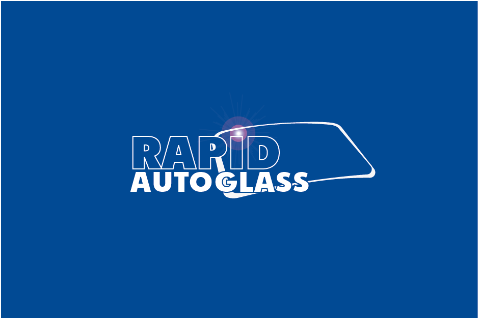 Logo Design by Private User - Entry No. 27 in the Logo Design Contest Unique Logo Design Wanted for Rapid Auto Glass.