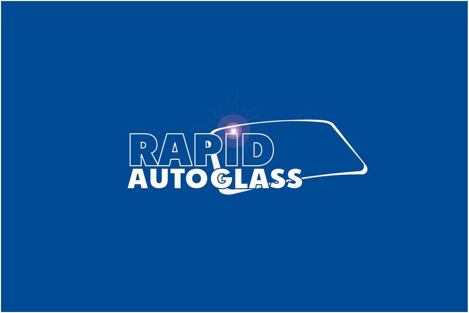 Logo Design by Private User - Entry No. 27 in the Logo Design Contest Unique Logo Design Wanted for Rapid Auto Glass.