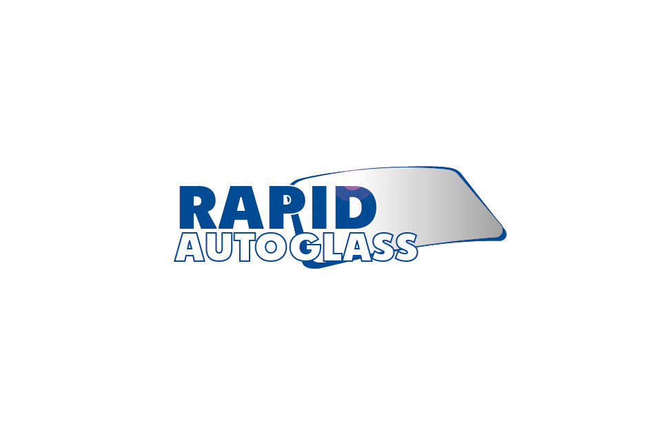 Logo Design by Private User - Entry No. 28 in the Logo Design Contest Unique Logo Design Wanted for Rapid Auto Glass.