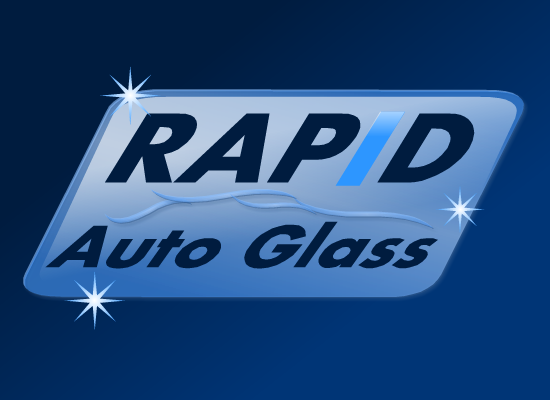 Logo Design by Ismail Adhi Wibowo - Entry No. 29 in the Logo Design Contest Unique Logo Design Wanted for Rapid Auto Glass.