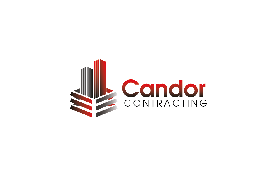 Logo Design by Private User - Entry No. 9 in the Logo Design Contest Unique Logo Design Wanted for Candor Contracting.