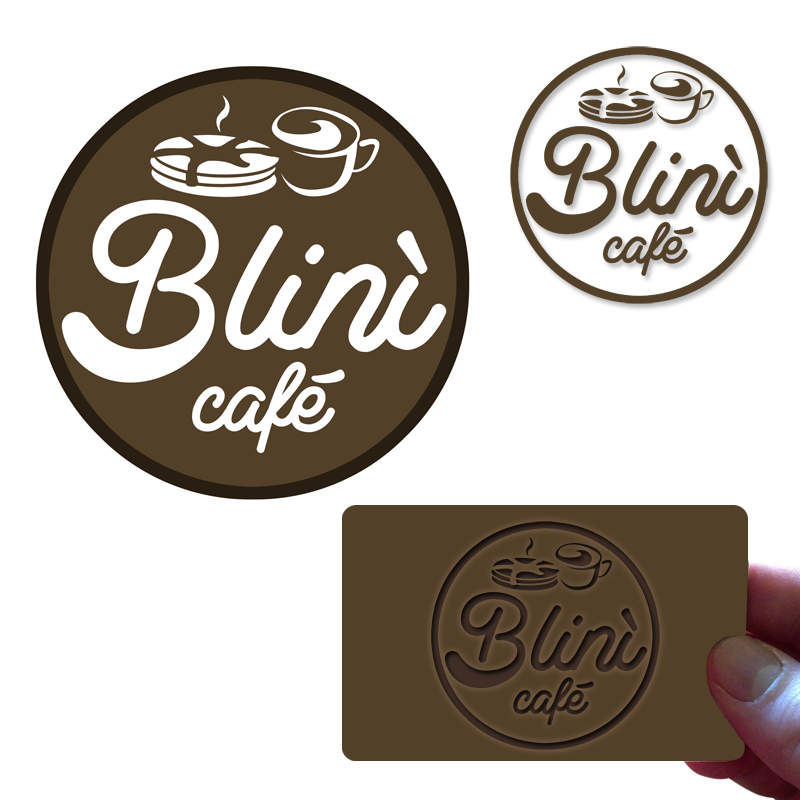 Logo Design by Private User - Entry No. 134 in the Logo Design Contest Creative Logo Design for Blinì.