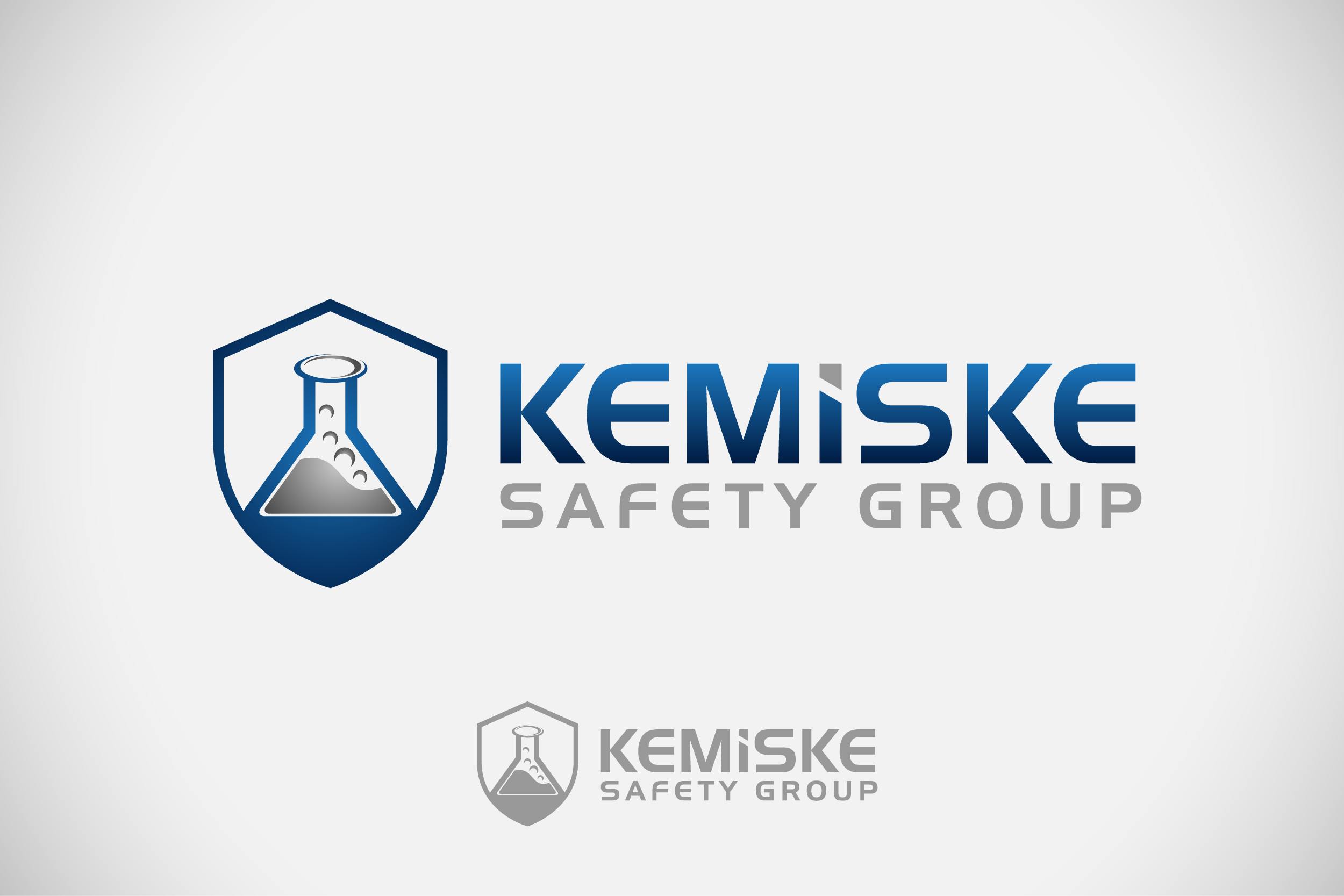 Logo Design by Private User - Entry No. 106 in the Logo Design Contest New Logo Design for Kemiske Safety Group Inc..