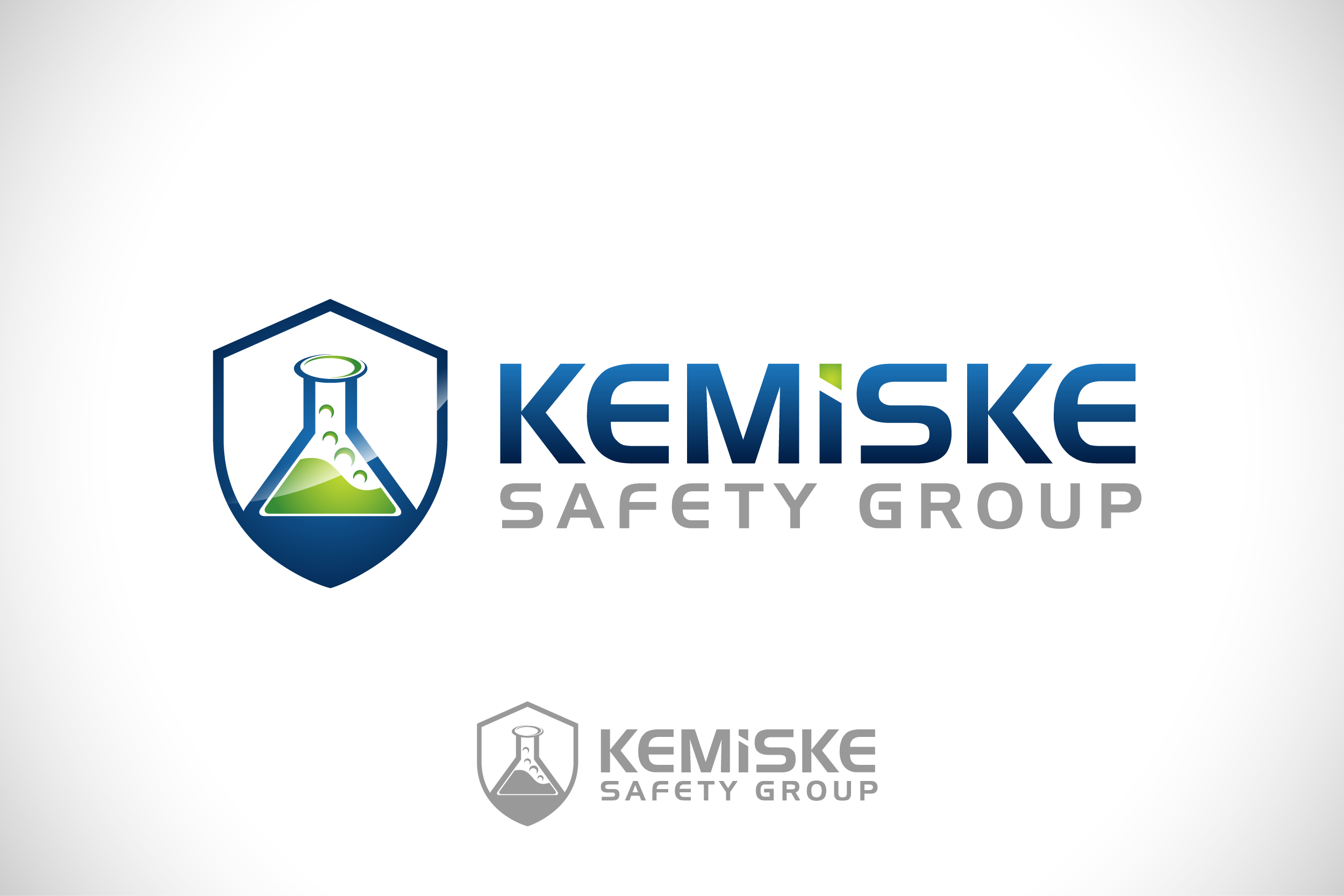 Logo Design by Private User - Entry No. 108 in the Logo Design Contest New Logo Design for Kemiske Safety Group Inc..
