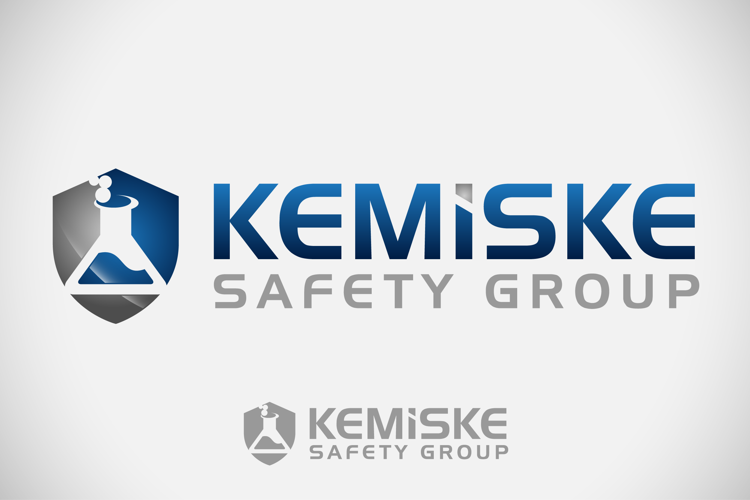 Logo Design by Private User - Entry No. 110 in the Logo Design Contest New Logo Design for Kemiske Safety Group Inc..