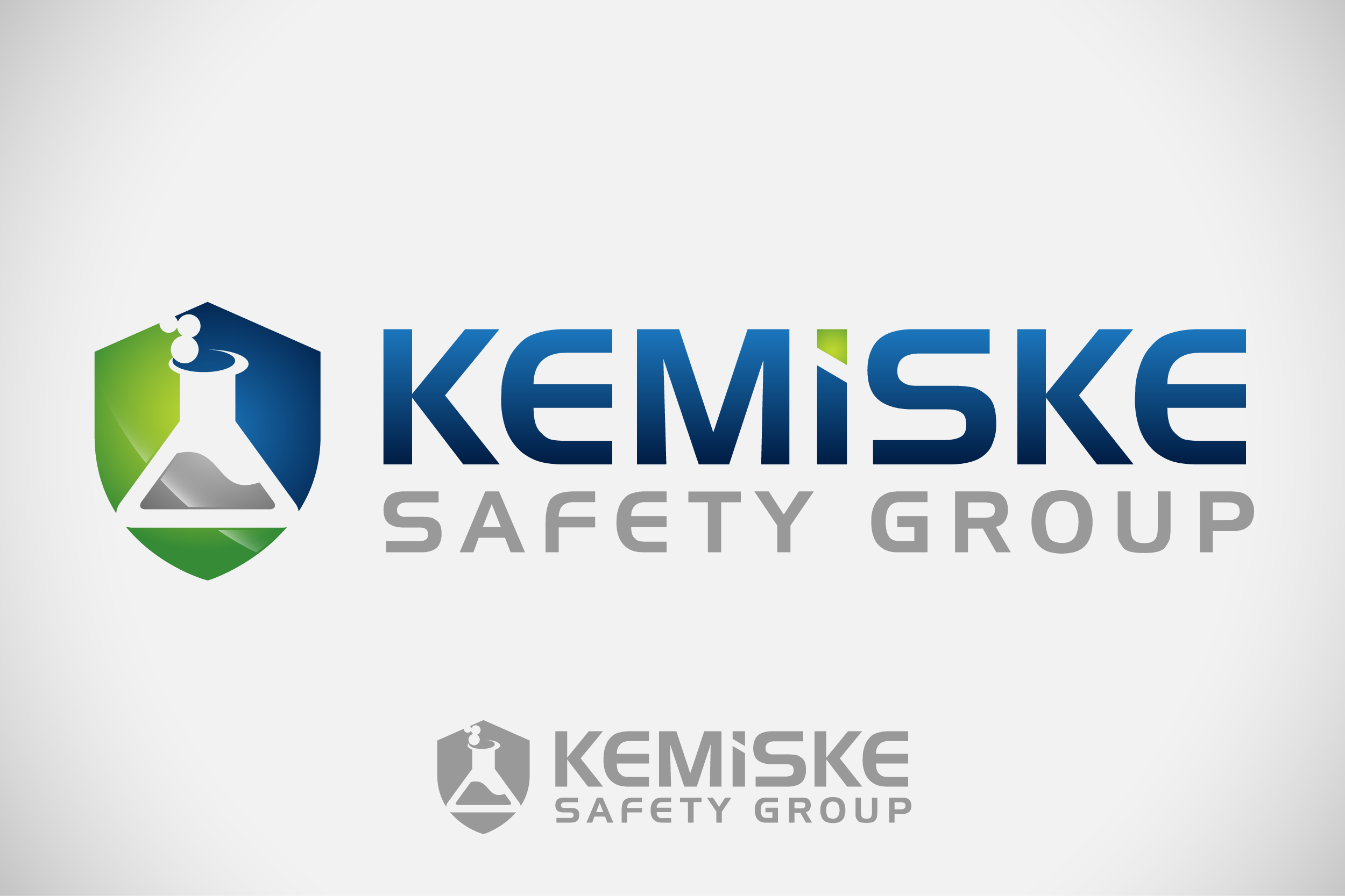 Logo Design by Private User - Entry No. 111 in the Logo Design Contest New Logo Design for Kemiske Safety Group Inc..
