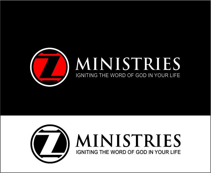 Logo Design by Agus Martoyo - Entry No. 53 in the Logo Design Contest Artistic Logo Design for Z Ministries.