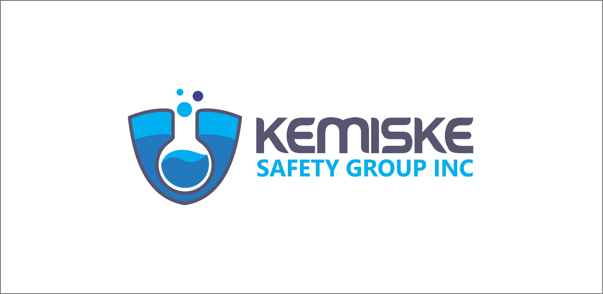 Logo Design by Private User - Entry No. 116 in the Logo Design Contest New Logo Design for Kemiske Safety Group Inc..