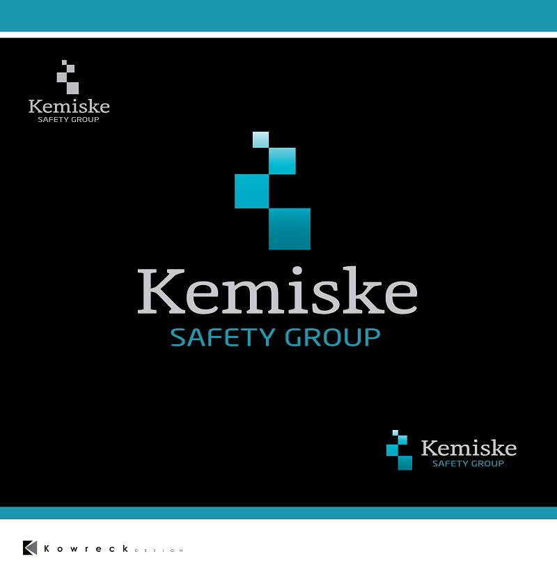 Logo Design by kowreck - Entry No. 118 in the Logo Design Contest New Logo Design for Kemiske Safety Group Inc..