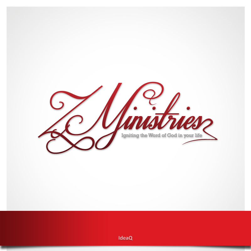 Logo Design by Private User - Entry No. 55 in the Logo Design Contest Artistic Logo Design for Z Ministries.
