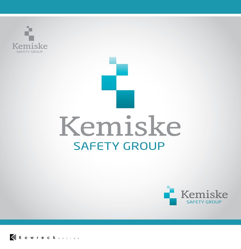 Logo Design by kowreck - Entry No. 119 in the Logo Design Contest New Logo Design for Kemiske Safety Group Inc..