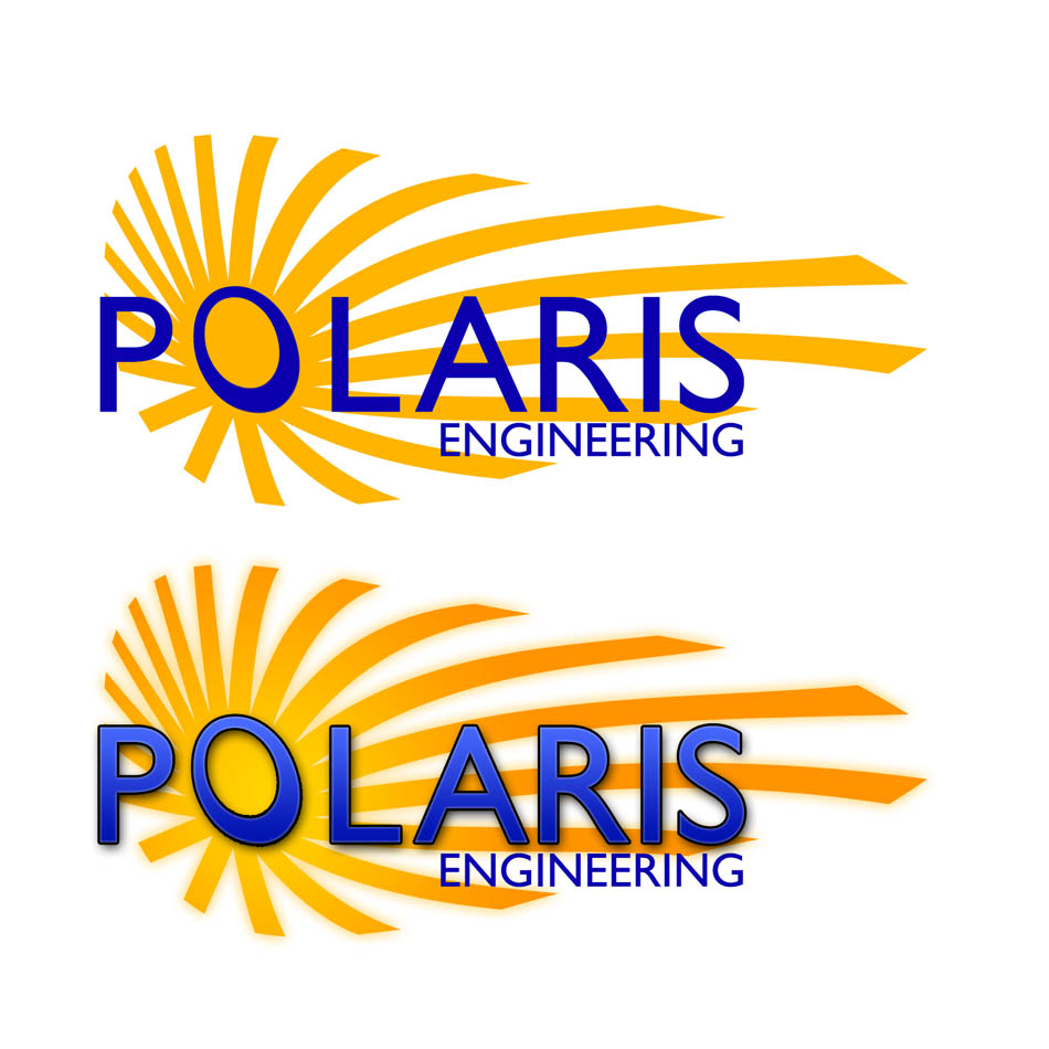 Logo Design by Real_Creative - Entry No. 12 in the Logo Design Contest Polaris Engineering Ltd.