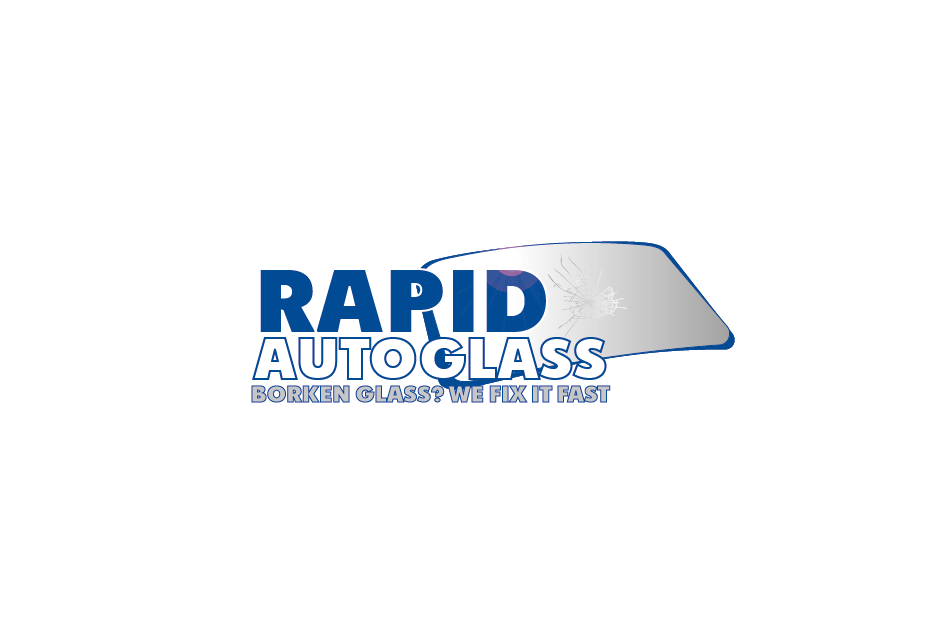 Logo Design by Private User - Entry No. 42 in the Logo Design Contest Unique Logo Design Wanted for Rapid Auto Glass.
