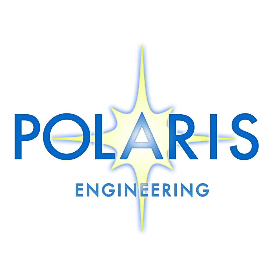 Logo Design by Real_Creative - Entry No. 13 in the Logo Design Contest Polaris Engineering Ltd.