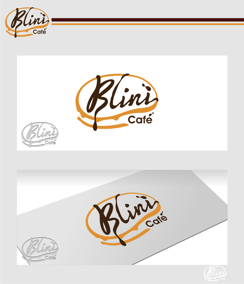 Logo Design by graphicleaf - Entry No. 153 in the Logo Design Contest Creative Logo Design for Blinì.