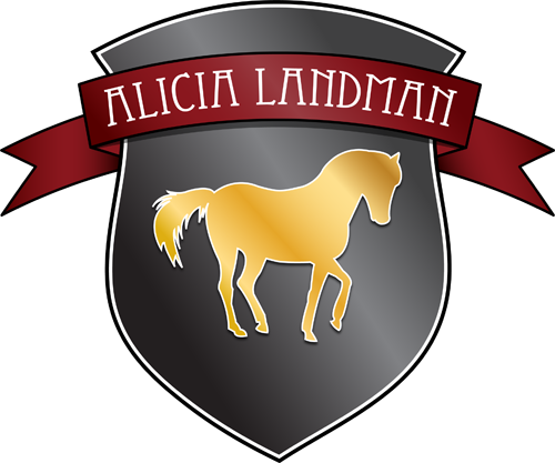 Logo Design by Lefky - Entry No. 13 in the Logo Design Contest Fun Logo Design for Alicia Landman.
