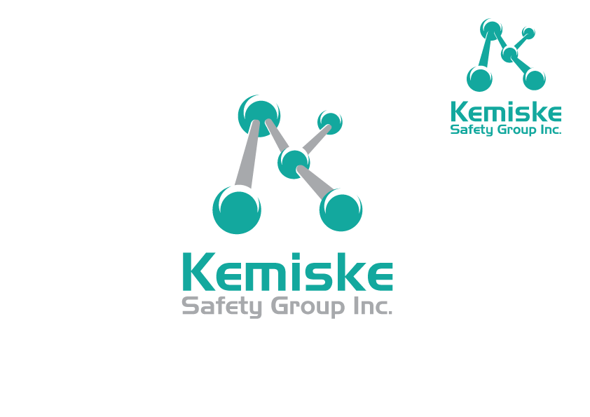 Logo Design by Severiano Fernandes - Entry No. 128 in the Logo Design Contest New Logo Design for Kemiske Safety Group Inc..