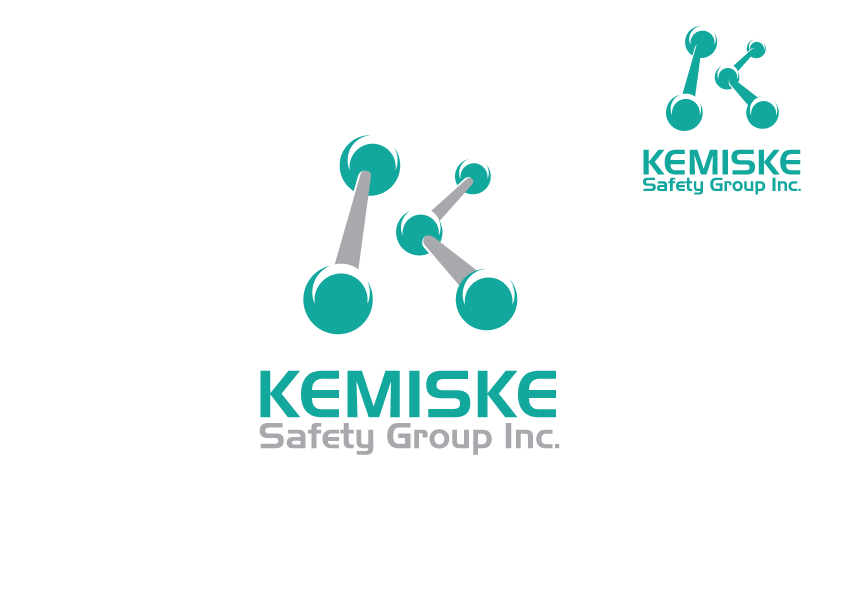 Logo Design by Severiano Fernandes - Entry No. 129 in the Logo Design Contest New Logo Design for Kemiske Safety Group Inc..