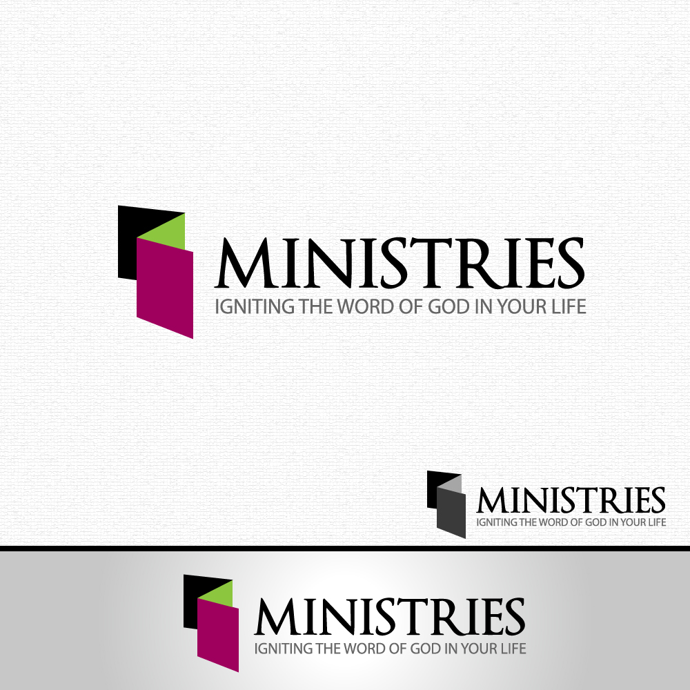 Logo Design by rockin - Entry No. 60 in the Logo Design Contest Artistic Logo Design for Z Ministries.