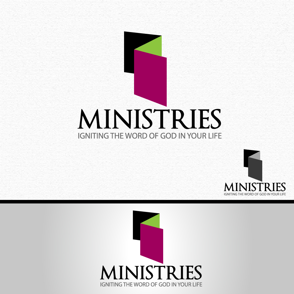 Logo Design by rockin - Entry No. 62 in the Logo Design Contest Artistic Logo Design for Z Ministries.