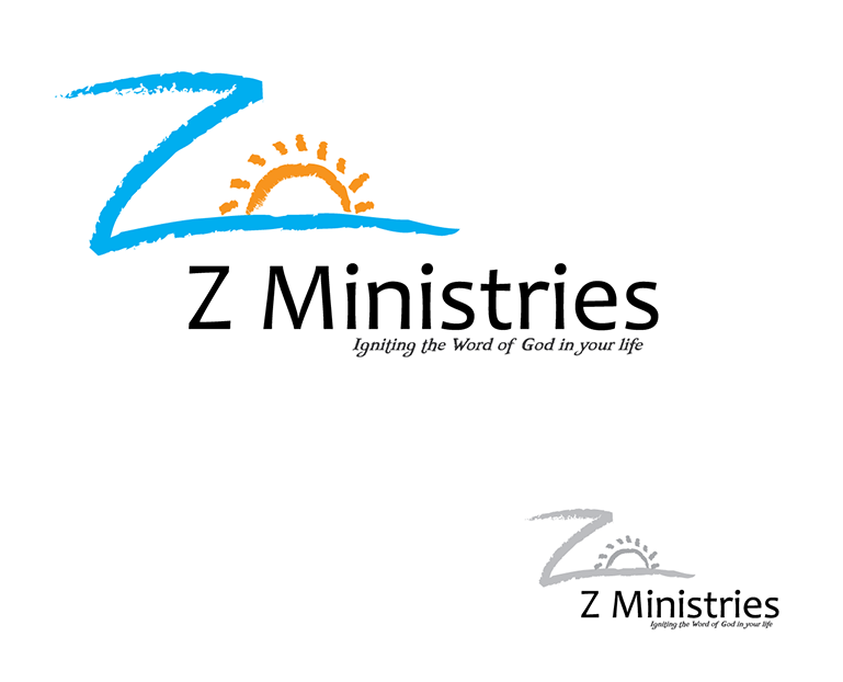 Logo Design by robken0174 - Entry No. 64 in the Logo Design Contest Artistic Logo Design for Z Ministries.