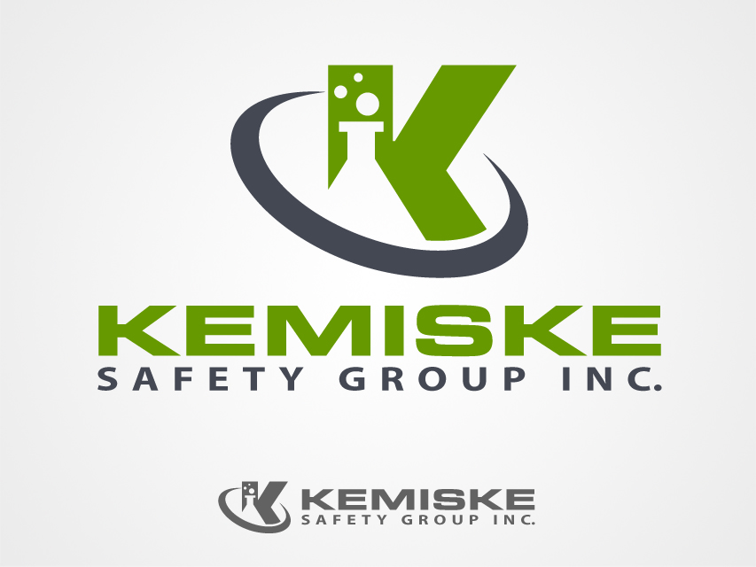 Logo Design by Richard Soriano - Entry No. 132 in the Logo Design Contest New Logo Design for Kemiske Safety Group Inc..